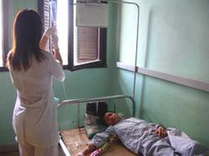 Dịch vụ truyền nước tại nhà Hà Nội
