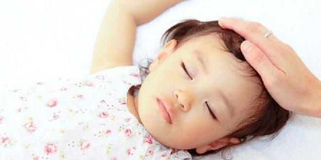 6 cách giúp các mẹ trị mồ hôi trộm ở trẻ hiệu quả
