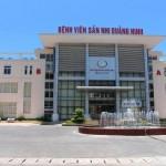 Bệnh viện sản nhi tại Quảng Ninh