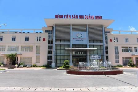 Quảng Ninh-Bệnh viện sản nhi  Quảng Ninh chính thức được hoạt động