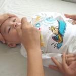cách vệ sinh mũi cho trẻ