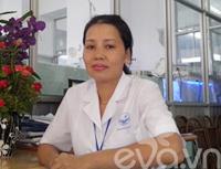 Nguyễn Thị Thu Thanh - Trưởng khoa Sơ sinh