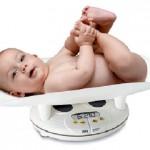 cân nặng ở trẻ nhỏ