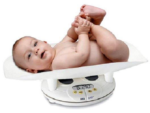 Cân nặng trẻ sơ sinh như nào thì bị suy dinh dưỡng ?