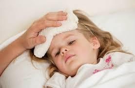 Các loại bệnh ở trẻ trong mùa đông