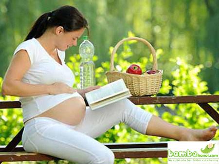 Chế độ dinh dưỡng cần lưu ý khi mang bầu