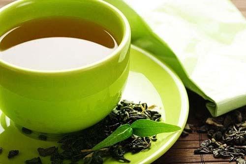 Cách giảm béo bụng bằng nước trà xanh-2015