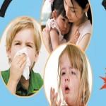 Mẹo nhỏ chữa bệnh đường hô hấp ở trẻ nhỏ