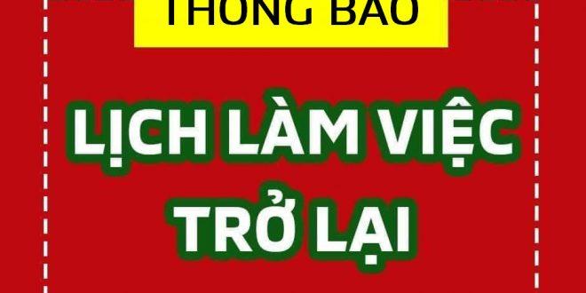 [ THÔNG BÁO ] TẮM BÉ HÀ NỘI đã hoạt động lại tại nội thành Hà Nội với KM đến 50%